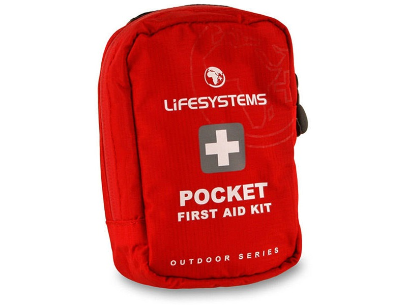 Lifesystems Pocket First Aid Kit click to zoom image