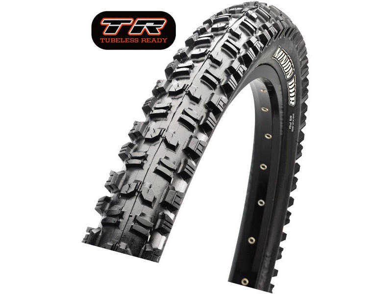 Maxxis Minion DHR II 26x2.40 60TPI Wire Single Compound click to zoom image