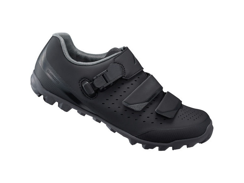 Shimano ME3W (ME301W) SPD MTB women's shoes, black click to zoom image