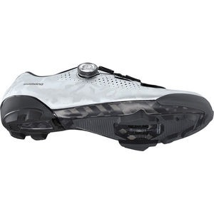 Shimano RX8 SPD Shoes, Silver click to zoom image