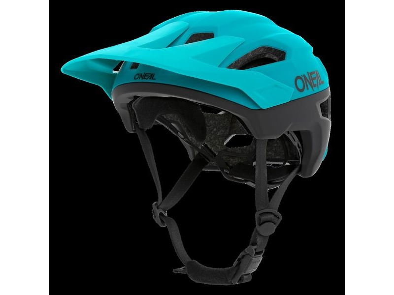 O Neal TRAILFINDER Helmet SPLIT teal click to zoom image