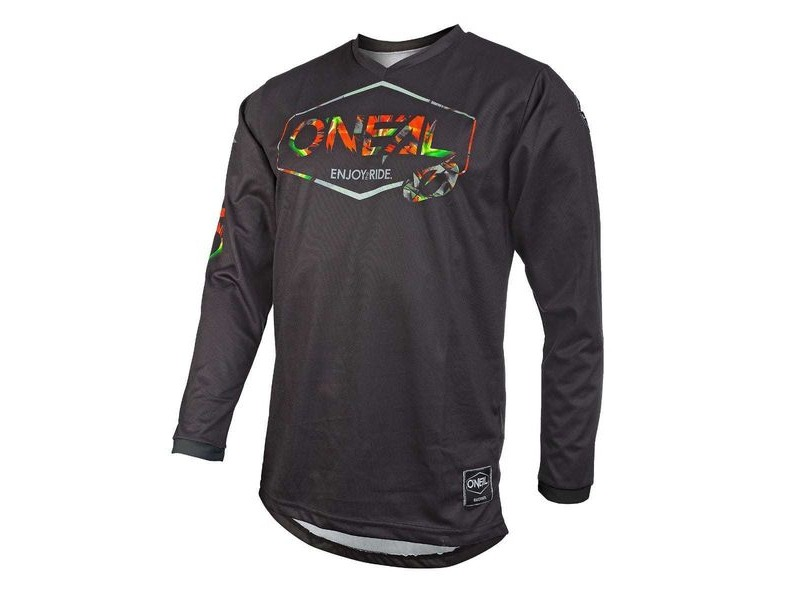 ONeal MAHALO Jersey LUSH black/multi click to zoom image