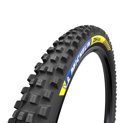 "Michelin DH 22 Tyre Black 29 x 2.40"" (61-622)"