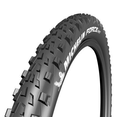 "Michelin Force AM Performance Line Tyre 27.5 x 2.60"" Black (66-584)"
