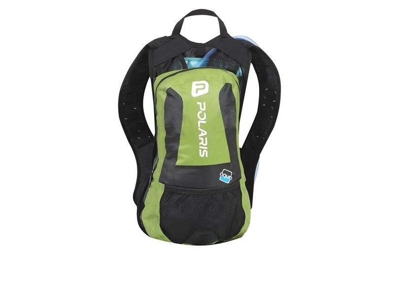 Polaris Bikewear Aquanought Hydration Waterproof Back Pack click to zoom image